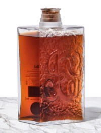 The Macallan 62 Year Old in Lalique